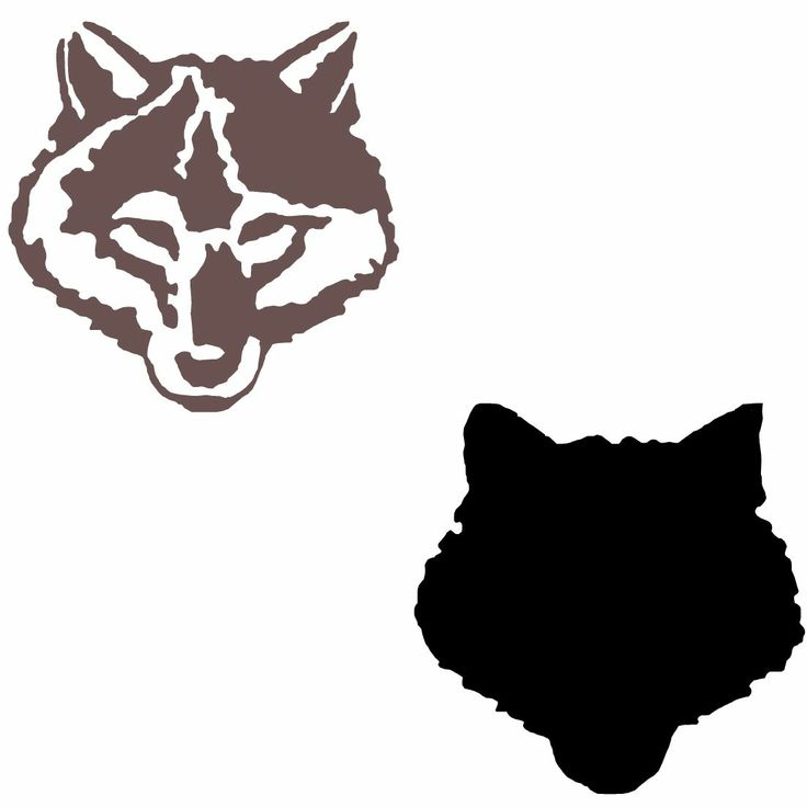 Wolf Stencil Eps Free Vector Download: Cub Svg, Download Cub Svg For Free 2019