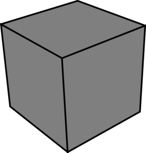 Cube clipart #19, Download drawings