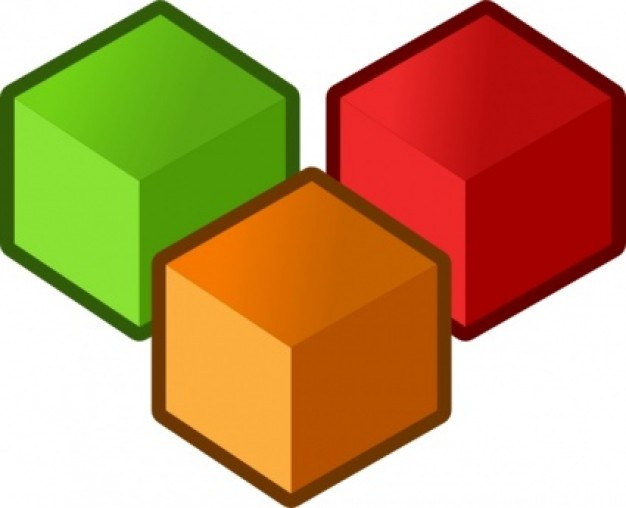 Cube clipart #11, Download drawings