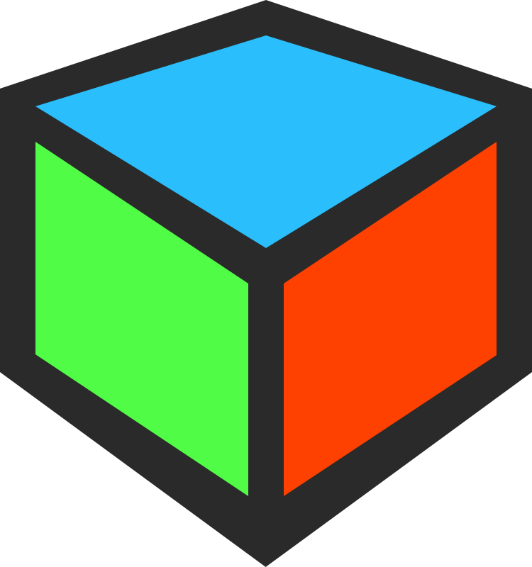 Cube clipart #3, Download drawings