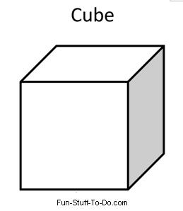 Cube coloring #12, Download drawings