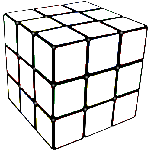 Cube coloring #18, Download drawings