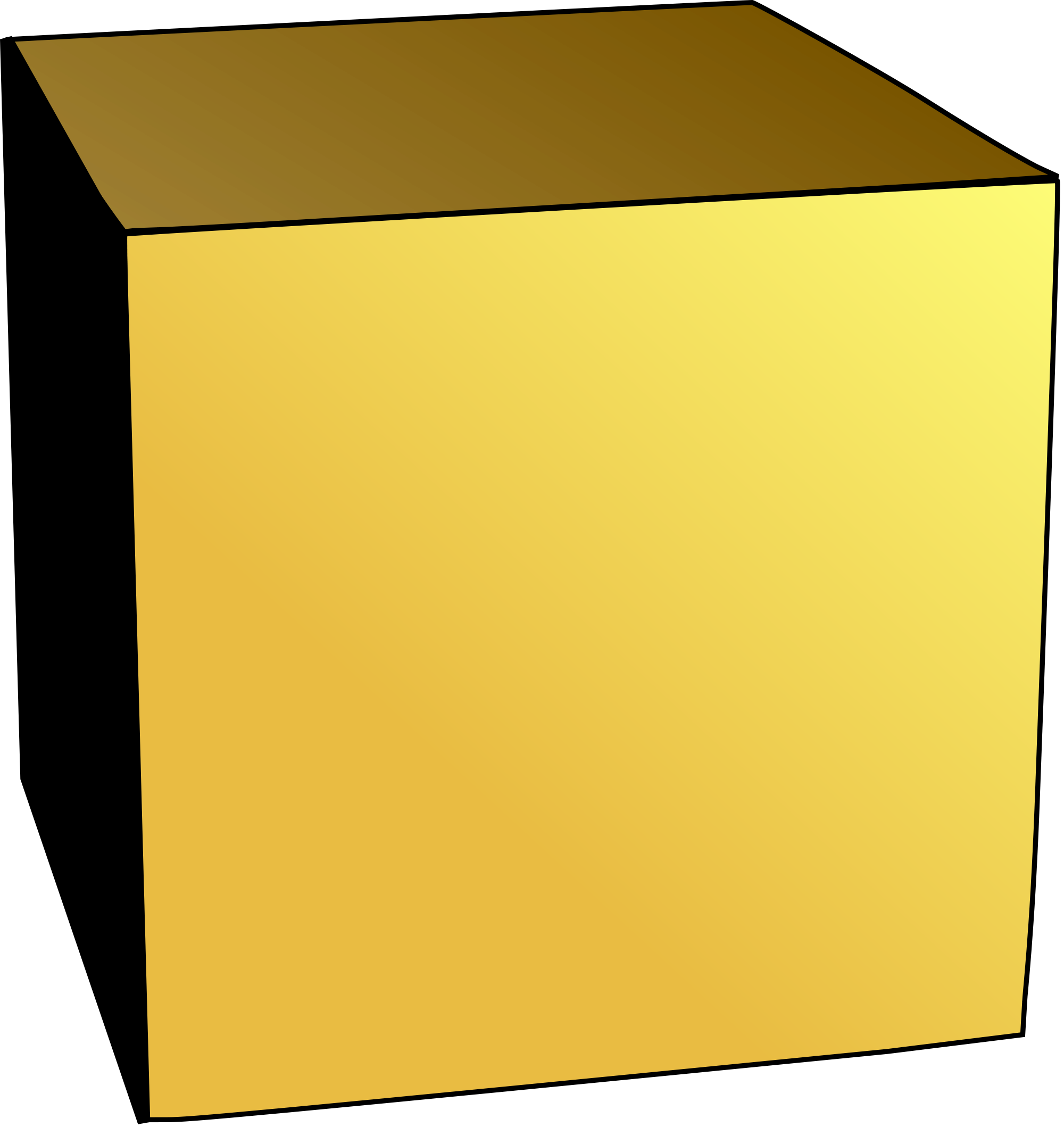 Cube svg #2, Download drawings