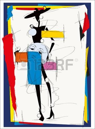 Cubism clipart #15, Download drawings
