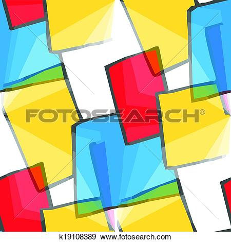 Cubism clipart #5, Download drawings