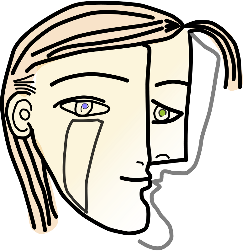 Cubism clipart #7, Download drawings