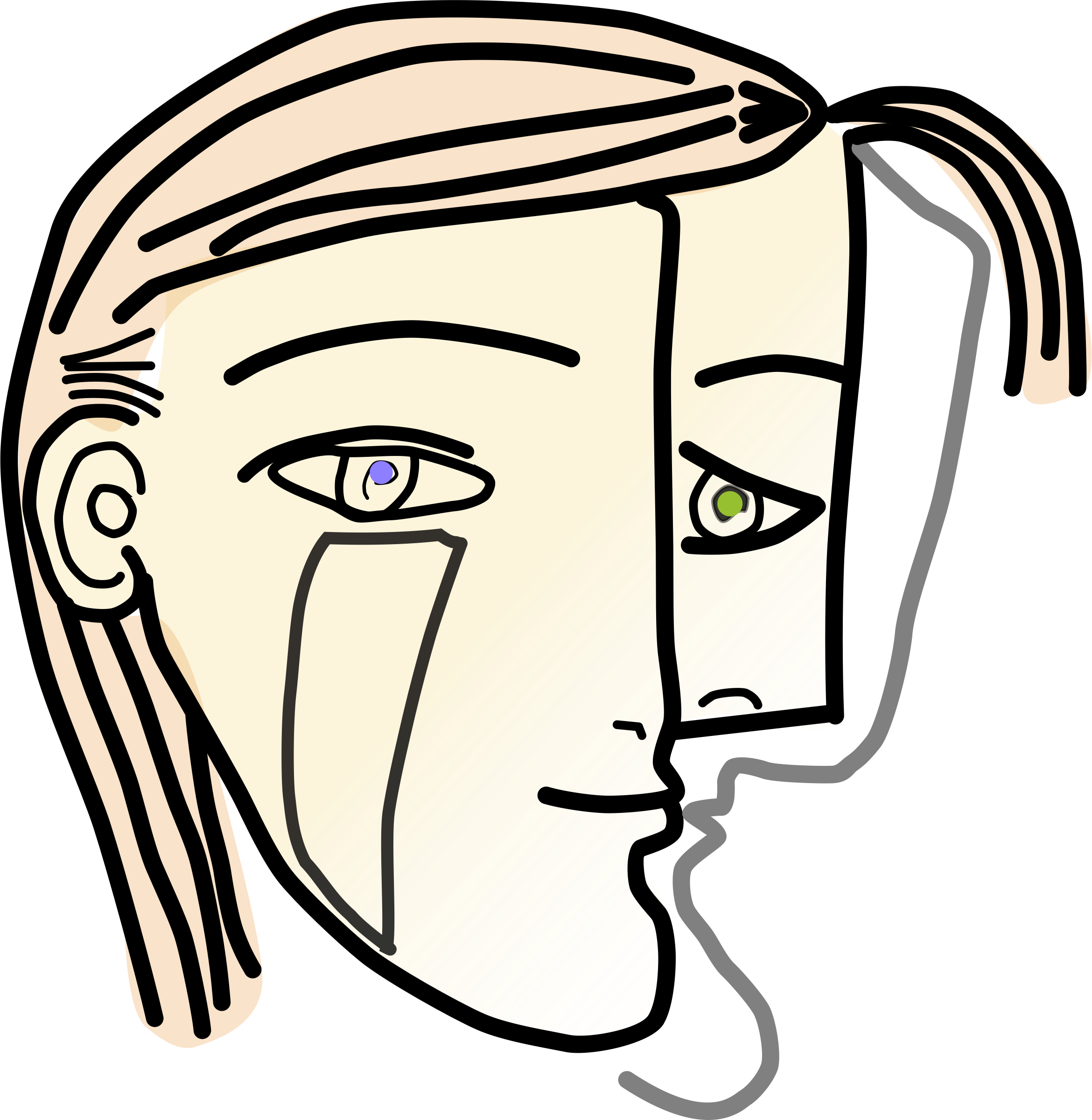 Cubism clipart #14, Download drawings