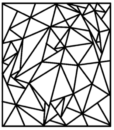 Cubism coloring #13, Download drawings
