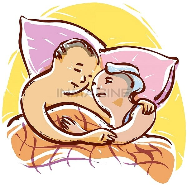 Cuddle clipart #1, Download drawings