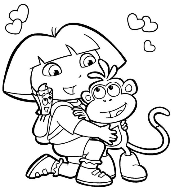 Cuddle coloring #16, Download drawings