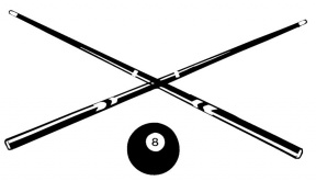 Cue Stick clipart #12, Download drawings