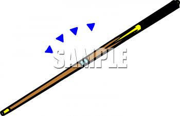 Cue Stick clipart #17, Download drawings