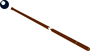 Cue Stick clipart #18, Download drawings