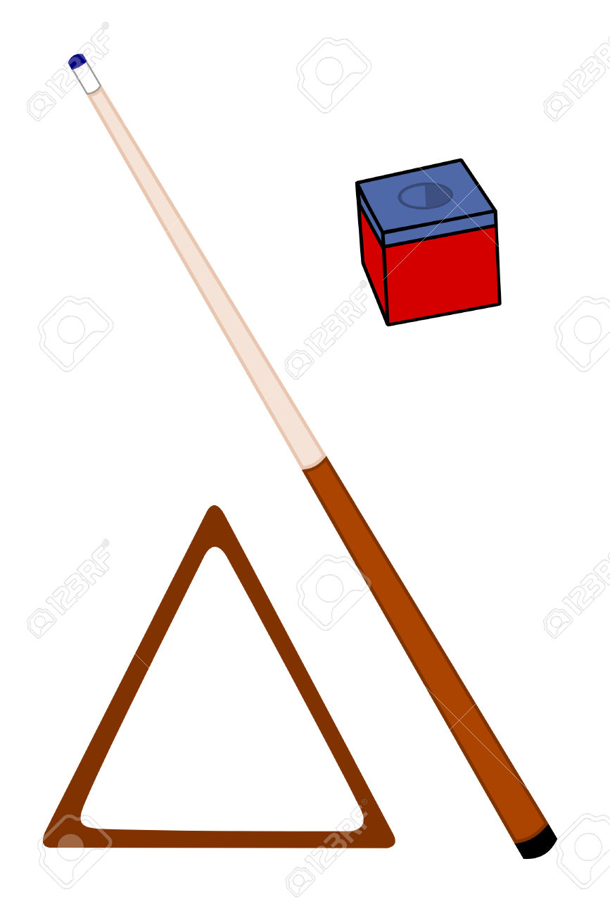Cue Stick clipart #14, Download drawings
