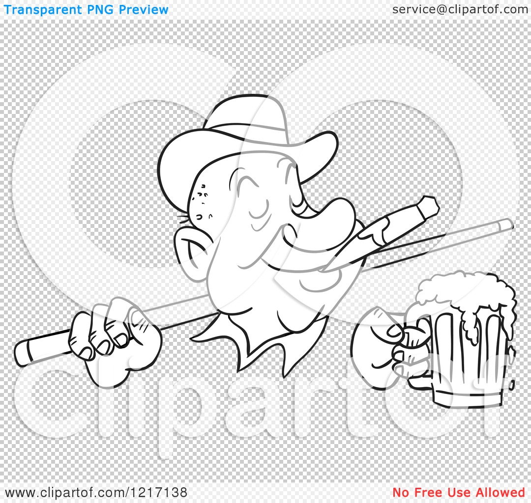 Cue Stick coloring #6, Download drawings