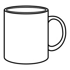 Cup coloring #19, Download drawings