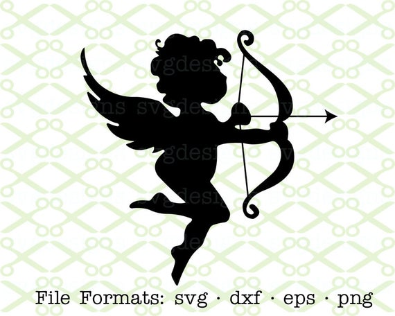 cupid svg #177, Download drawings