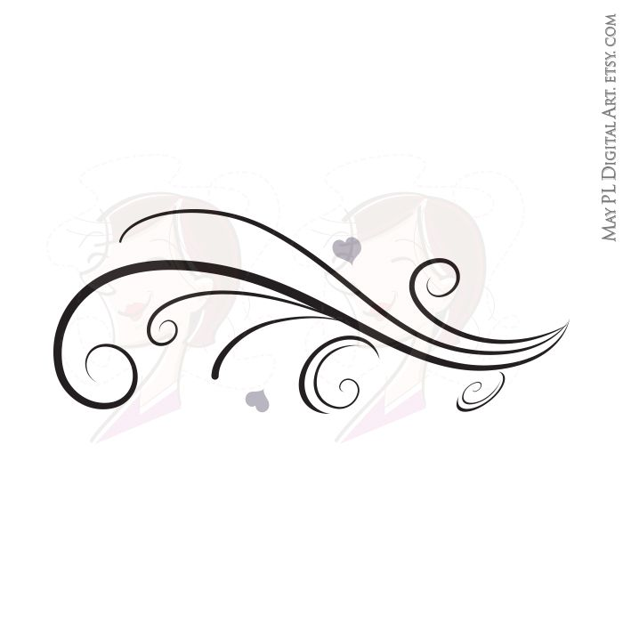 Curl clipart #8, Download drawings