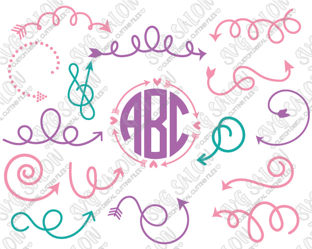 curly arrow svg #705, Download drawings