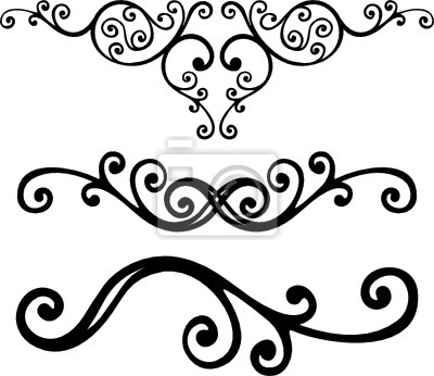Curve clipart #4, Download drawings