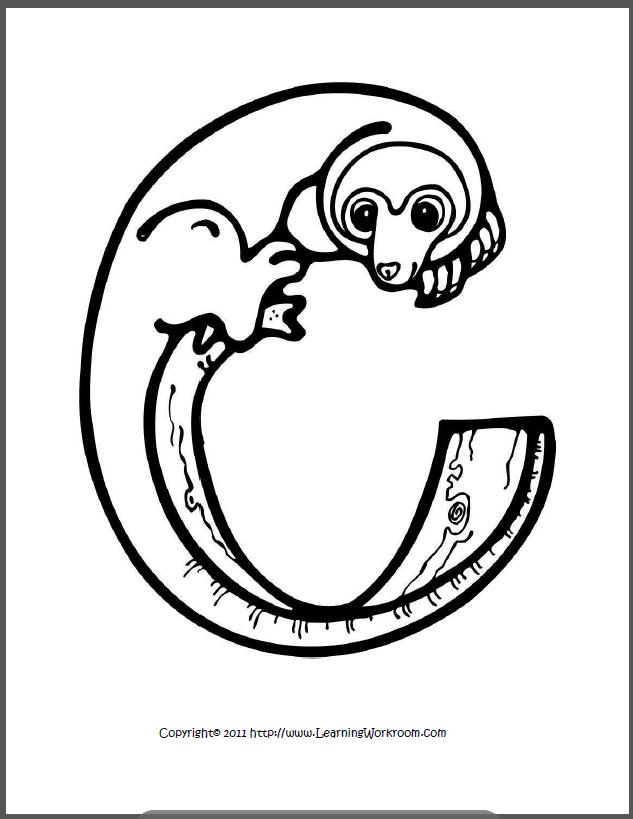 Cuscus coloring #19, Download drawings