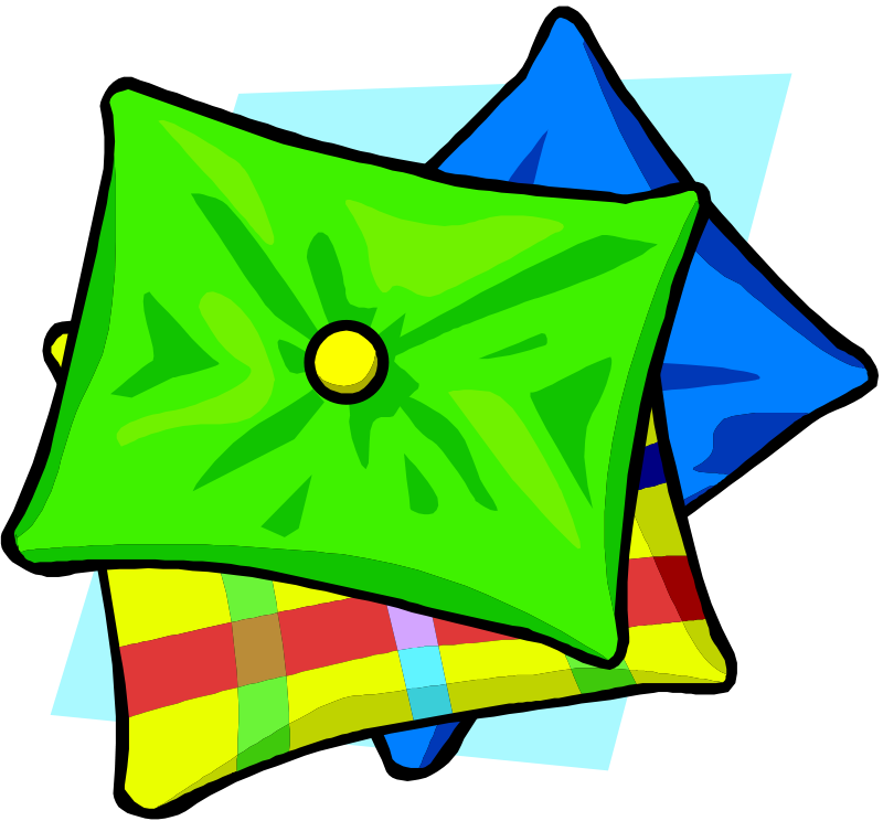 Cushion clipart #20, Download drawings