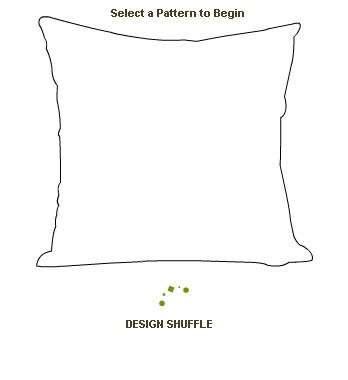 Cushion coloring #16, Download drawings
