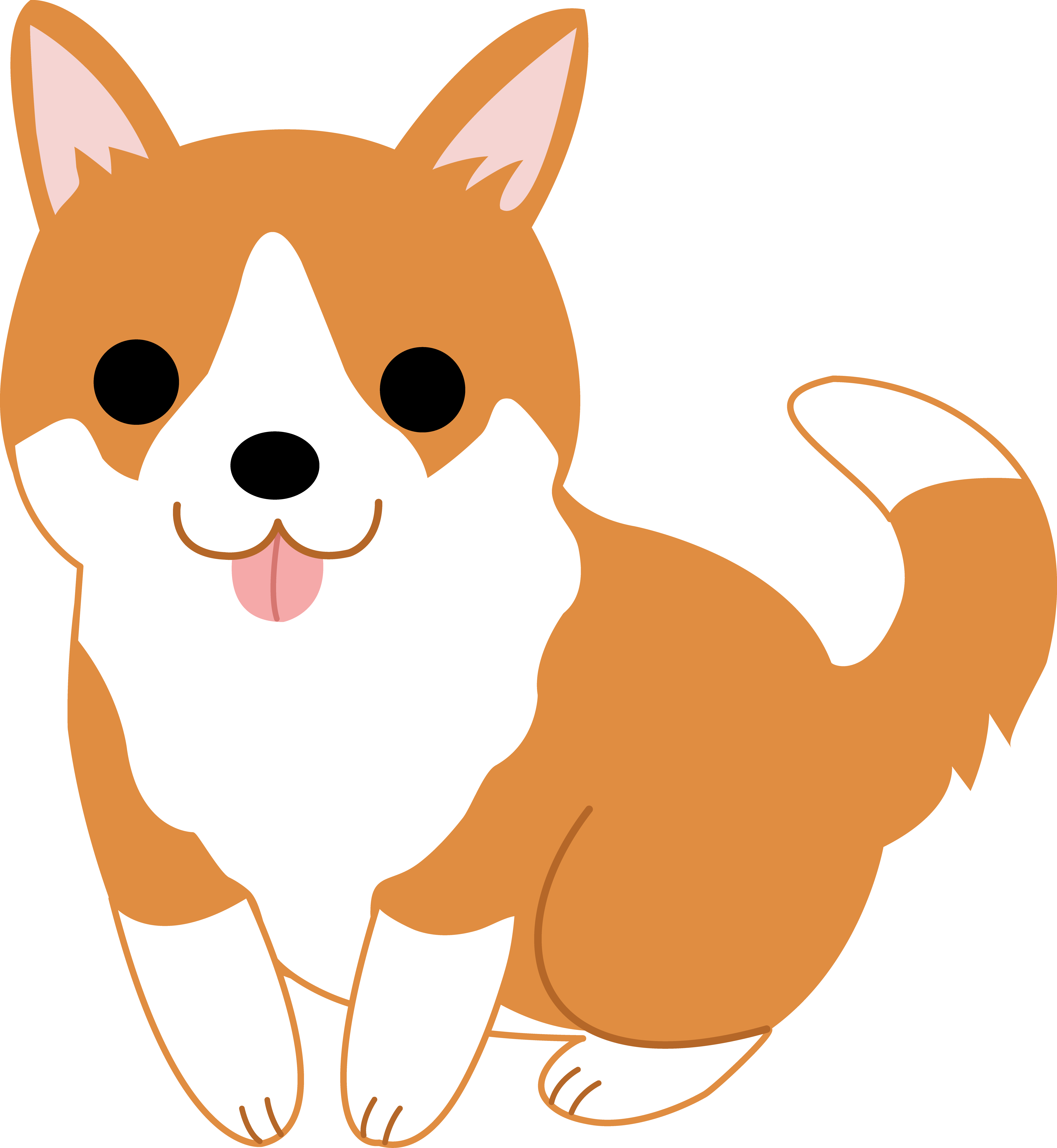 Cute clipart #1, Download drawings