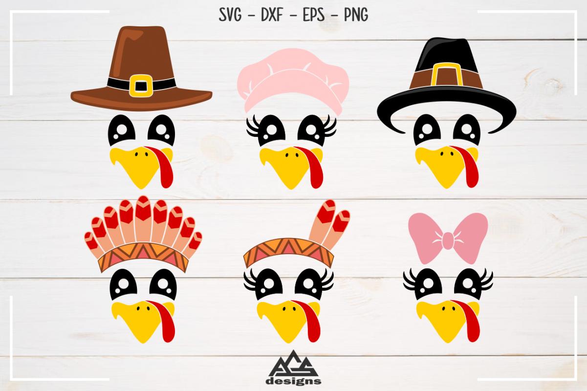 cute turkey svg #317, Download drawings