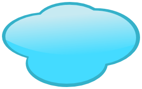 Cyan clipart #9, Download drawings