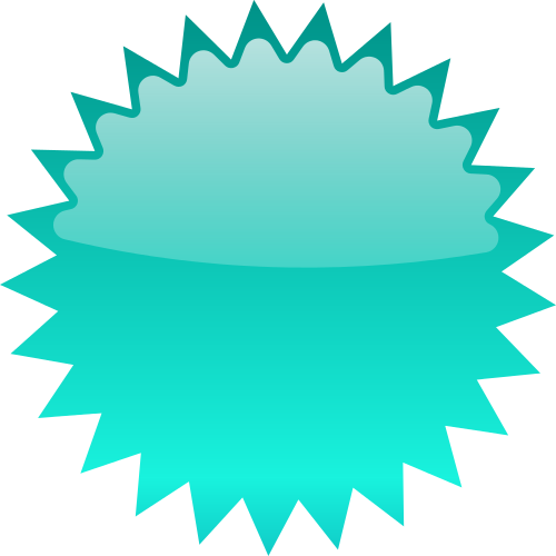 Cyan clipart #16, Download drawings