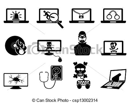 Cyber clipart #5, Download drawings