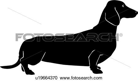 Dachshund clipart #3, Download drawings