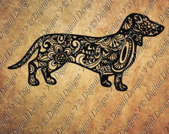 Dachshund svg #4, Download drawings