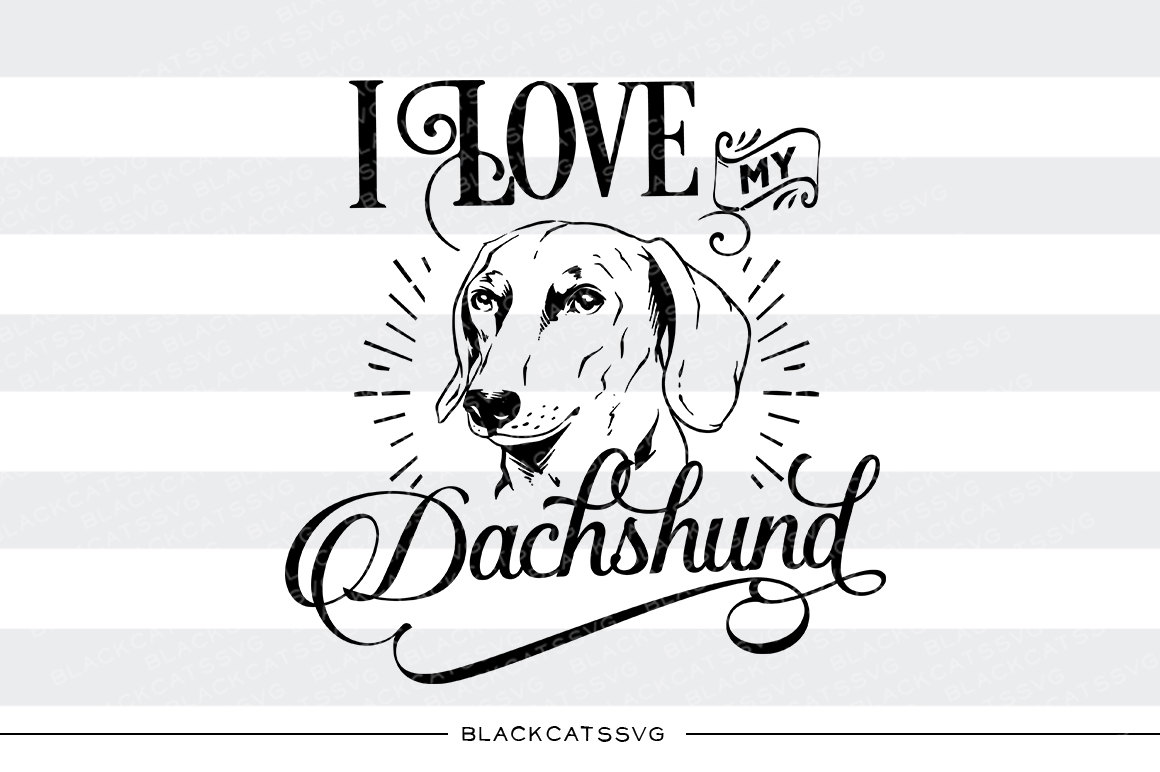 Dachshund svg #17, Download drawings