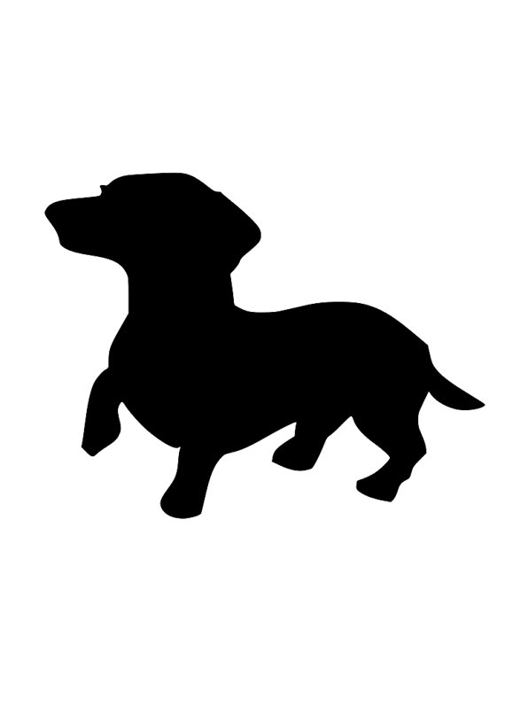 Dachshund svg #2, Download drawings