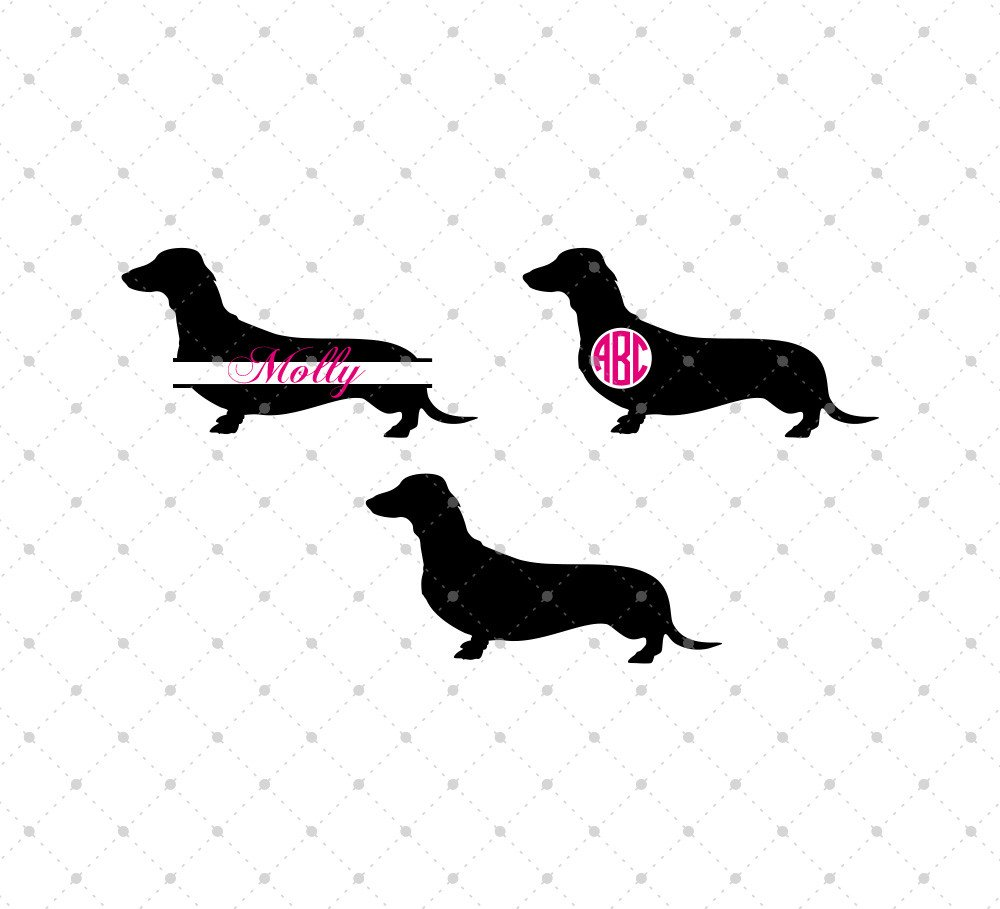 Dachshund svg #5, Download drawings