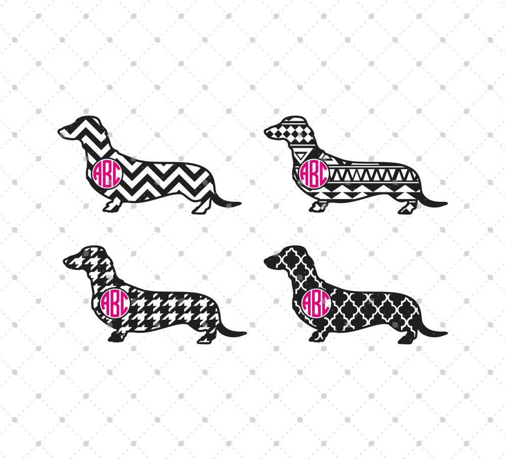 Dachshund svg #7, Download drawings