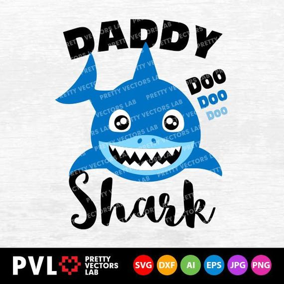 daddy shark svg #97, Download drawings