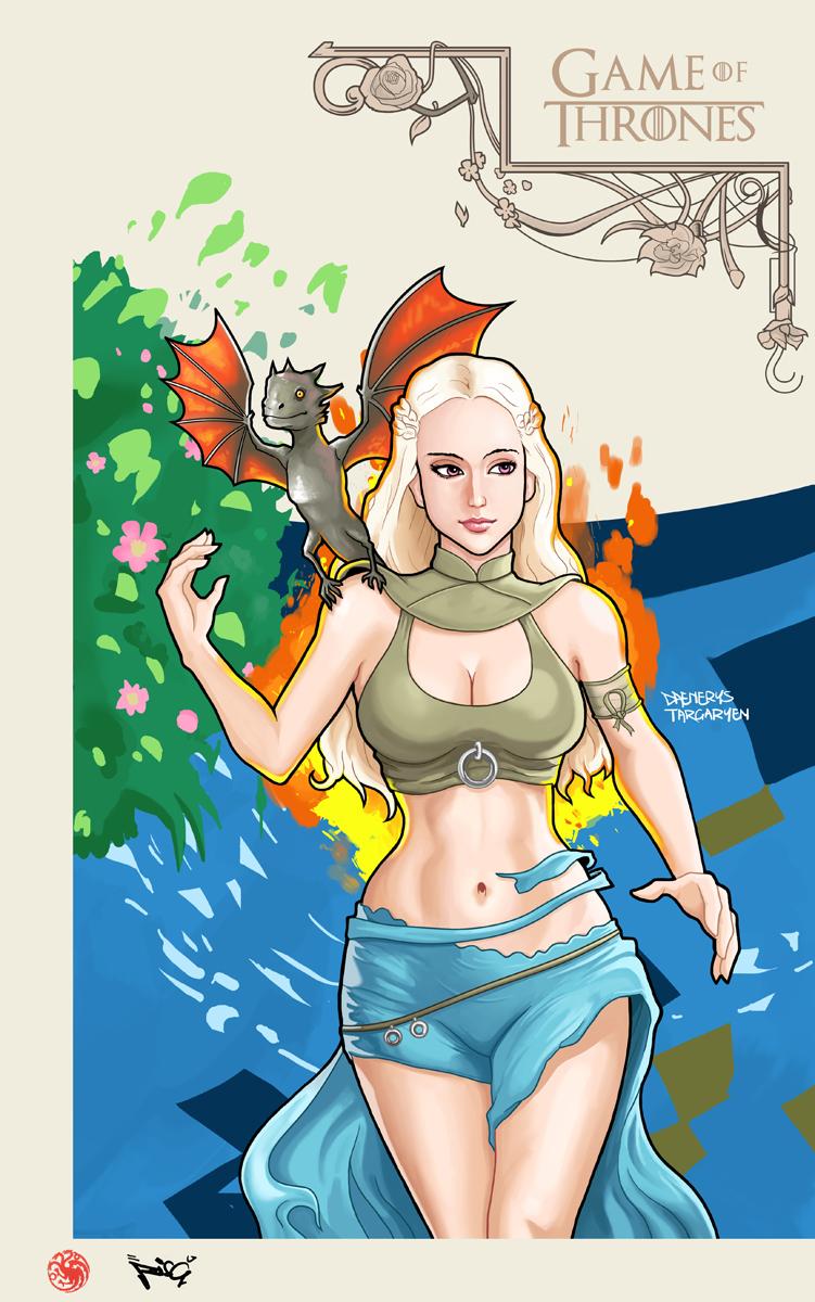 Daenerys Targaryen clipart #8, Download drawings