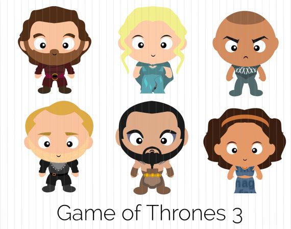Daenerys Targaryen clipart #12, Download drawings