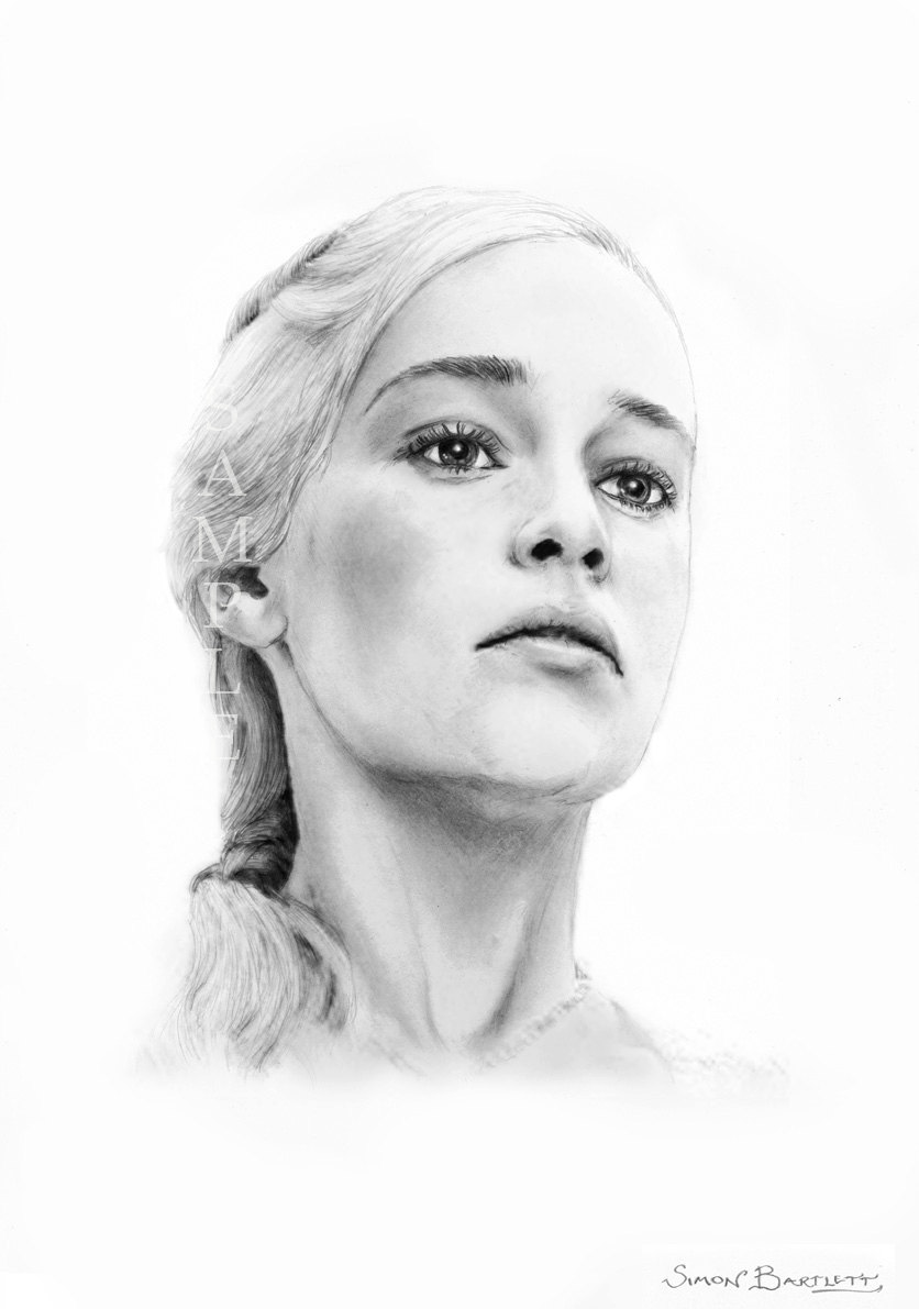 Daenerys Targaryen clipart #10, Download drawings