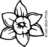 Daffodil clipart #19, Download drawings