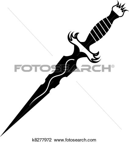 Dagger clipart #10, Download drawings