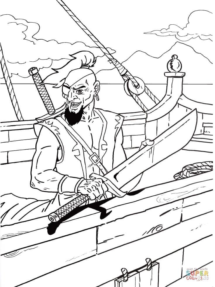 Dagger coloring #5, Download drawings