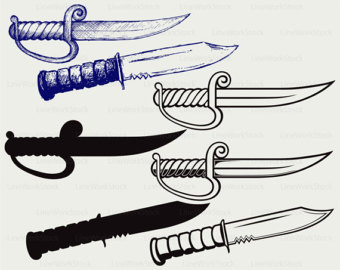 Dagger svg #5, Download drawings