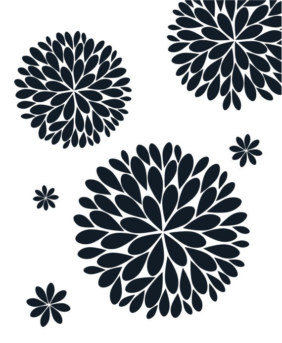Dahlia svg #10, Download drawings