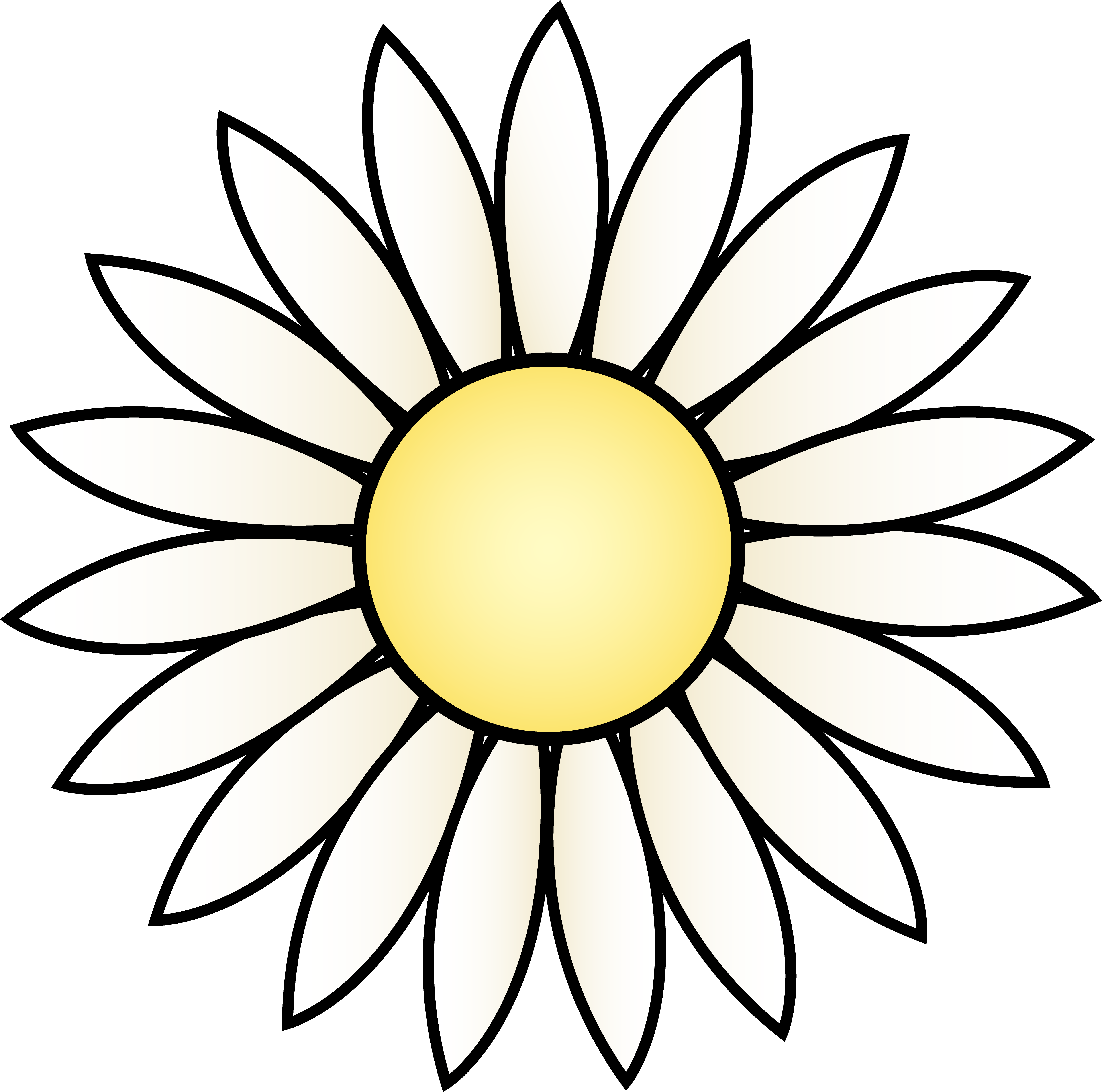 Daisy clipart #10, Download drawings