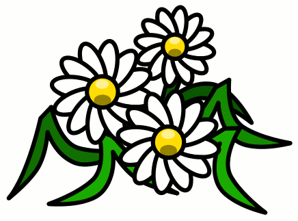 Daisy clipart #18, Download drawings