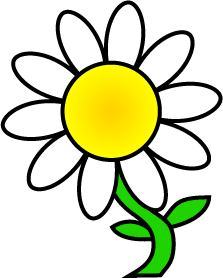 Daisy clipart #19, Download drawings